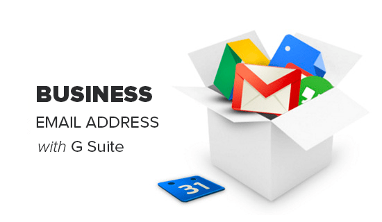 Настройка профессионального адреса электронной почты с помощью G Suite и Gmail