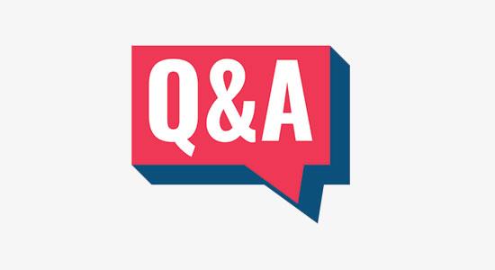 Soru cevap web sitelerine katılın