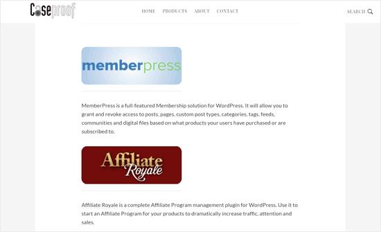 Caseproof - Топ WordPress Девелоперская Компания