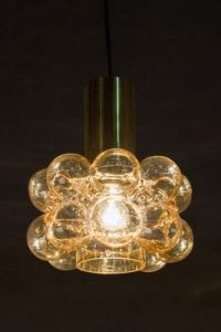 Bubble Glass Ceiling Lights by Helena Tynell and Heinrich     Bubble Glass Ceiling Lights by Helena Tynell and Heinrich Gantenbrink for  Limburg  1960s  Set