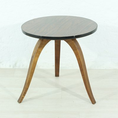 Small Round Side Table 1960s For Sale At Pamono