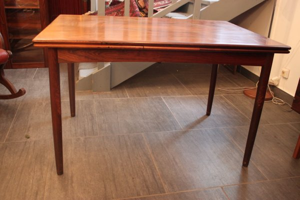 Vintage Extendable Dining Table From N R Mobler For Sale At Pamono