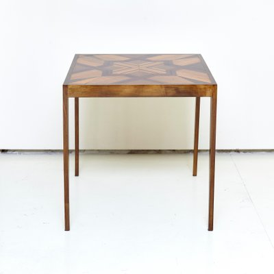 Wooden Side Tables Set Of 2 For Sale At Pamono