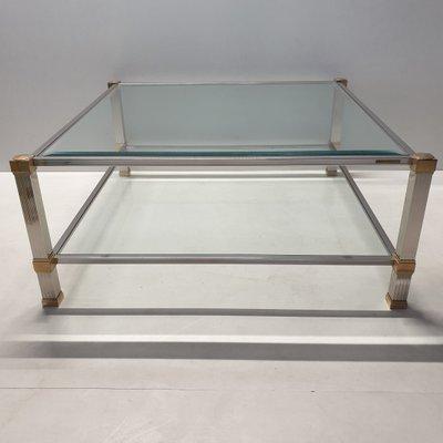 table basse par pierre vandel pour pierre vandel 1970s