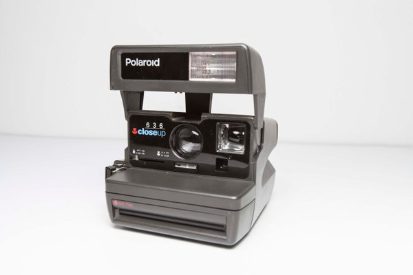 appareil photo modele 636 vintage de polaroid