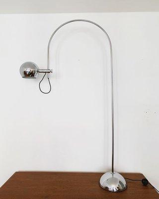 lampadaire arc de cosack 1960s