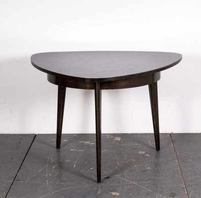 table triangulaire pour rein de hainke 1950s