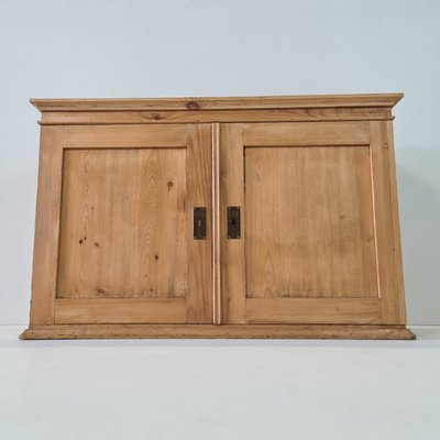 meuble d epicerie scandinave vintage en bois avec casiers 1960s