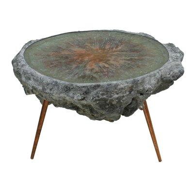 german modern model pavlova handmade coffee table from von pelt atelier