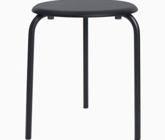 Tube Table In Black By Mobles114