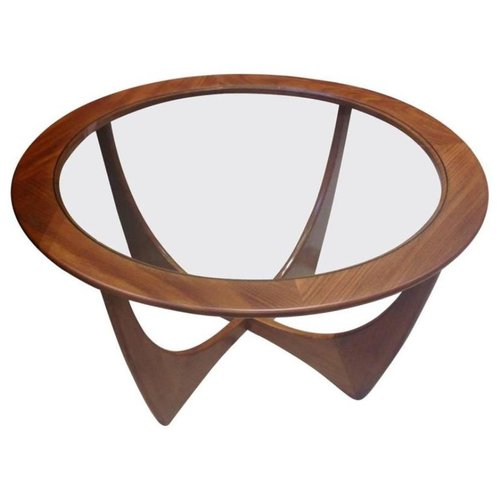 vintage astro coffee table by victor wilkins for g plan