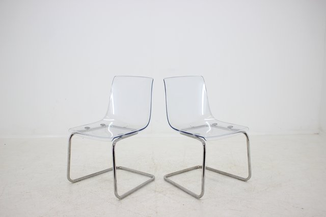 Dining Chairs From Ikea 1990s Set Of 4 For Sale At Pamono