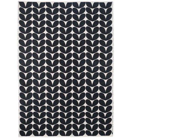 tapis karin scandinave moderne mid century par brita sweden