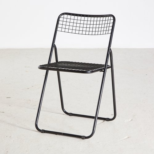 Folding Chair By Niels Gammelgaard For Ikea 1970s For Sale At Pamono