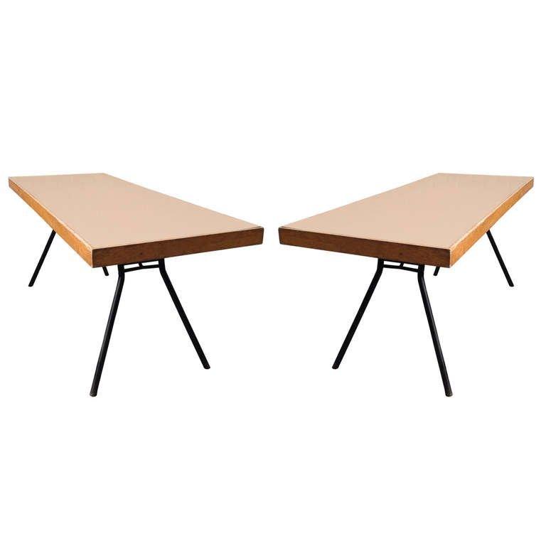 table de salle a manger pliante 1958