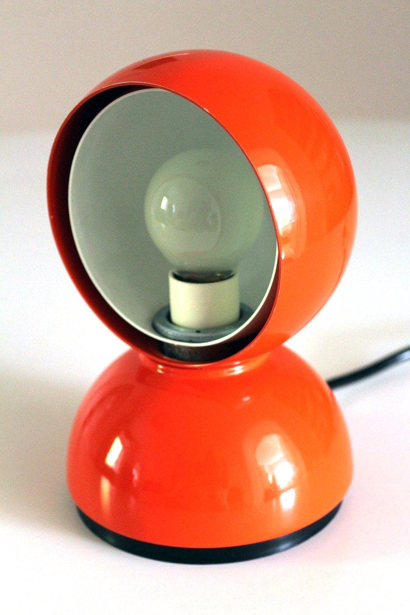 Lampe De Bureau Eclipse Vintage Par Vico Magistretti Pour