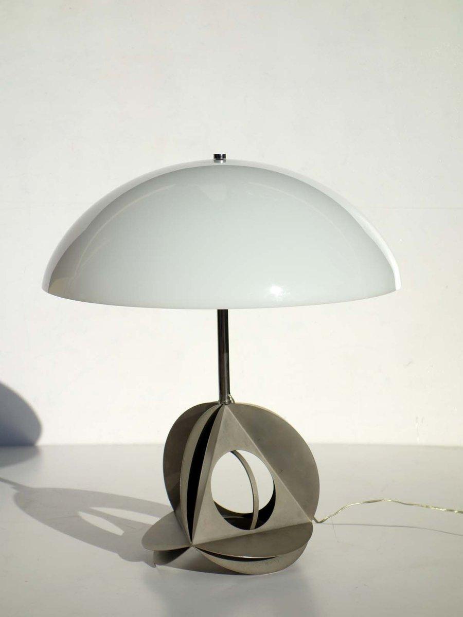 lampe de bureau vintage par bruno munari italie 1960s