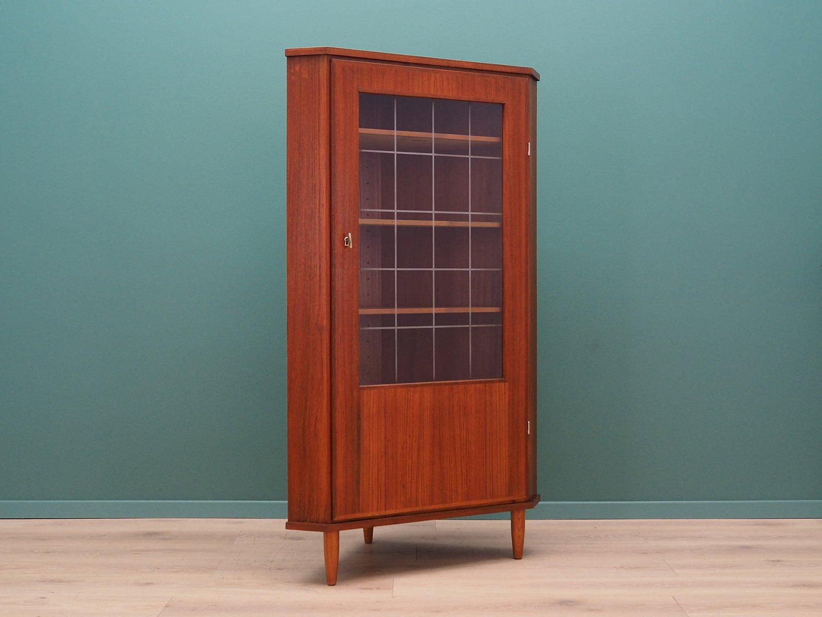 meuble d angle vintage en teck danemark