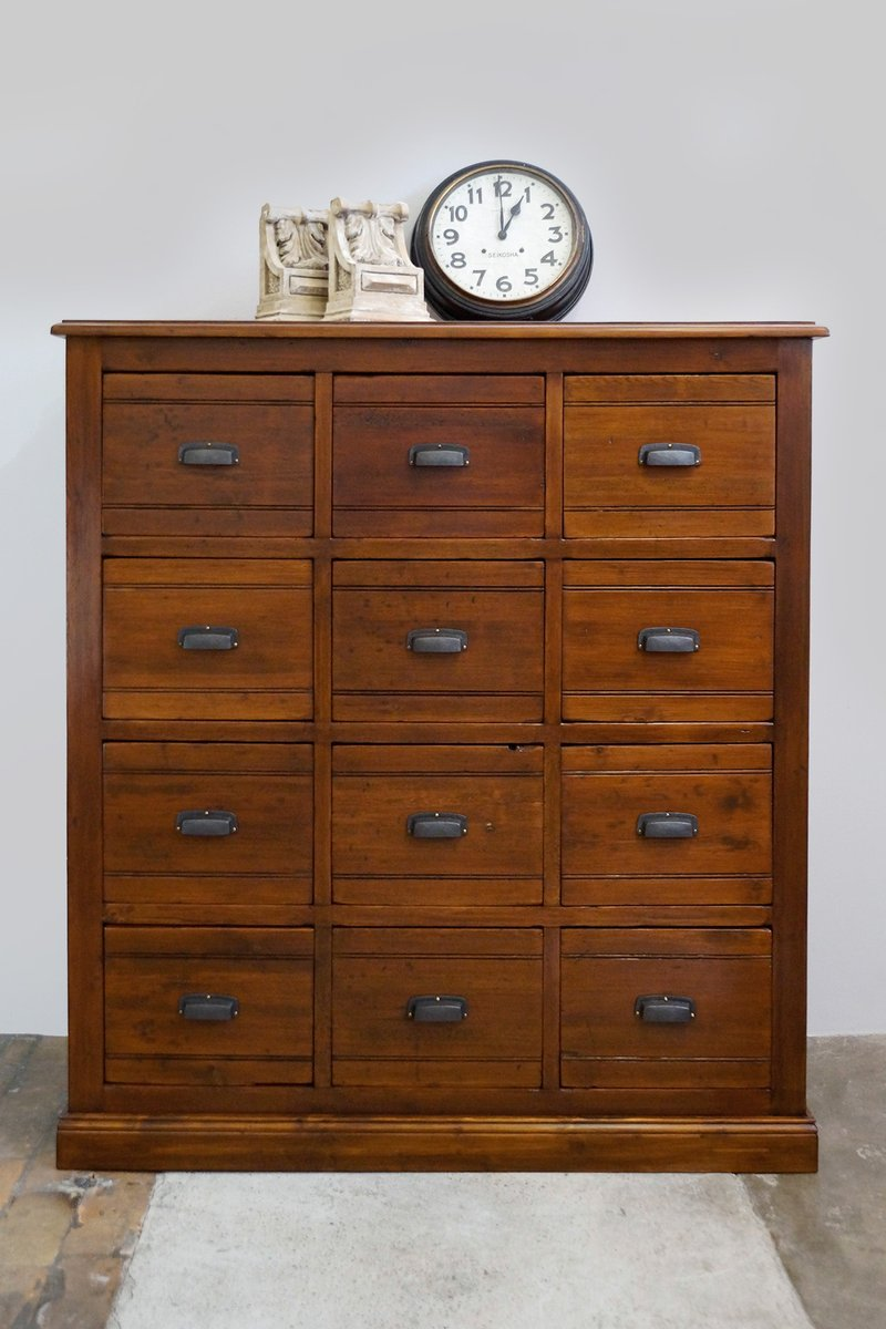 grand meuble a tiroir france 1930s