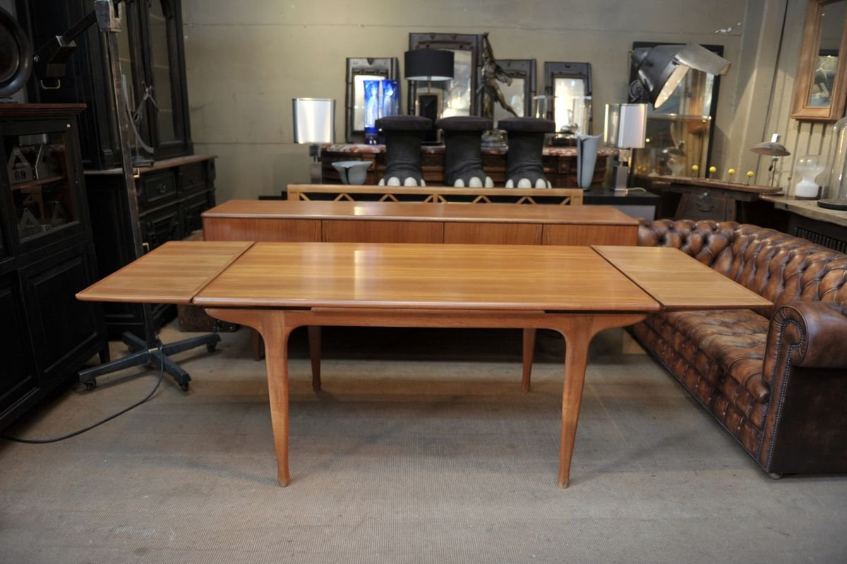 https www pamono eu dining table from meuble tv 1960s
