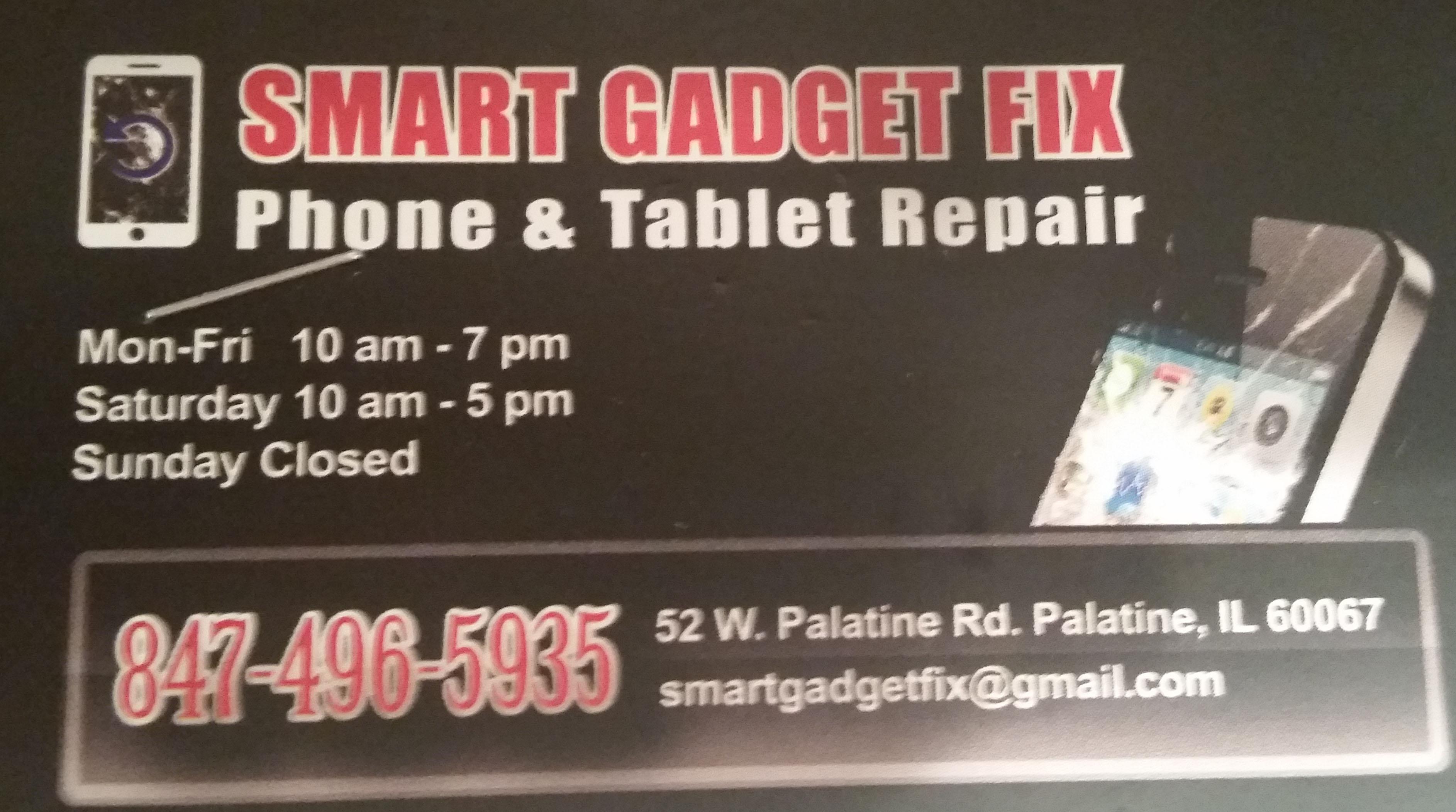 Smart Gadget Fix Palatine