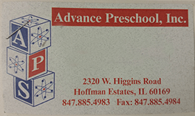 Advance Preschool