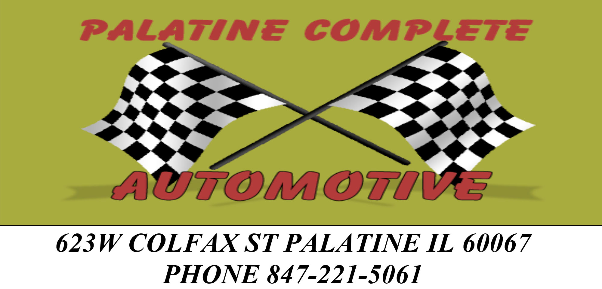 Palatine Complete Automotive
