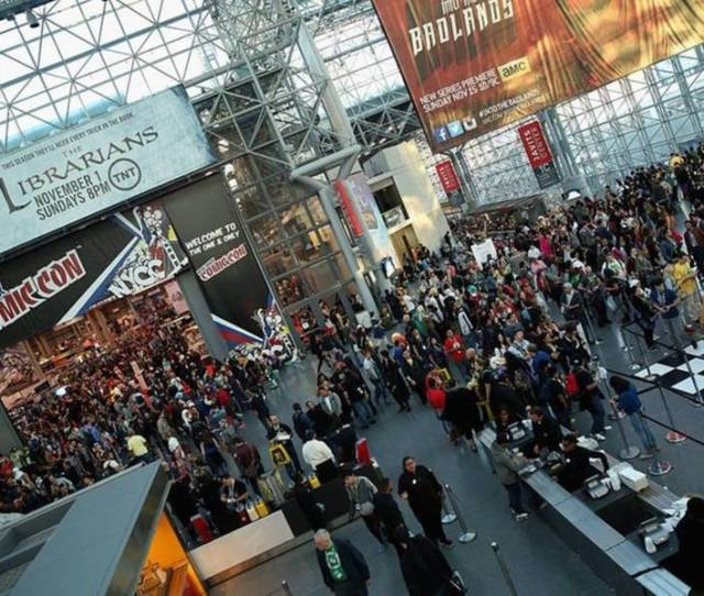 Ny Comic Con 2018 Guide Events Panels Tickets