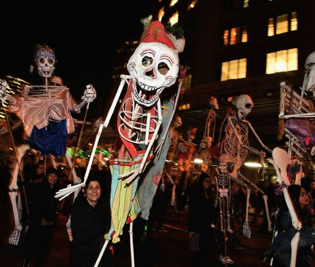 Village Halloween Parade  Route Start Time Street Closures West Village Ny Patch