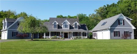 WOW HOUSE   629K Cape Cod Style Home With In Law Suite   Enfield  CT     Address  272 Abbe Rd