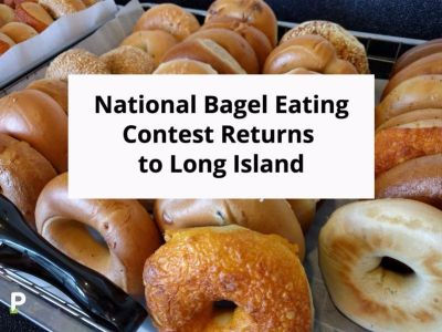 National Bagel Eating Contest Returns to Long Island ...