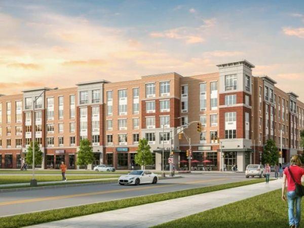 Bloomfield Luxury Apartments Open On Broad Street