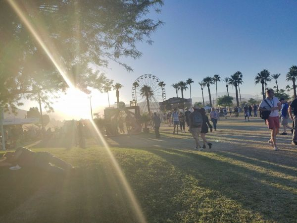 More Than 70 People Arrested or Cited in Desert Trip Festival's Second Weekend