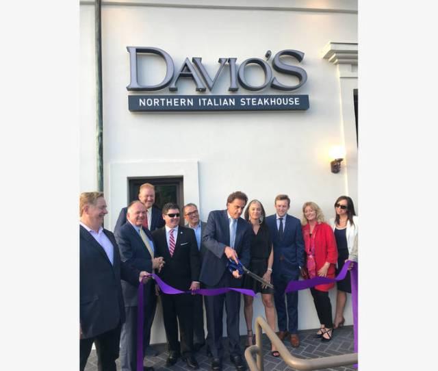 Davios Steakhouse Raises Over  For Alzheimers Charity