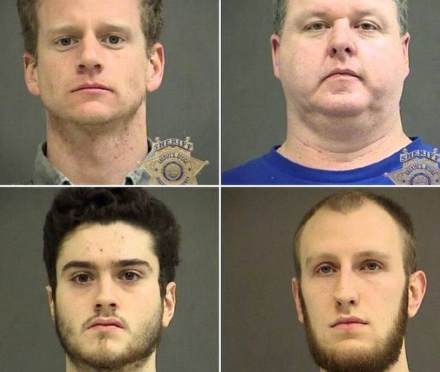 Child Prostitution Sting Nabs 4 Beaverton Men