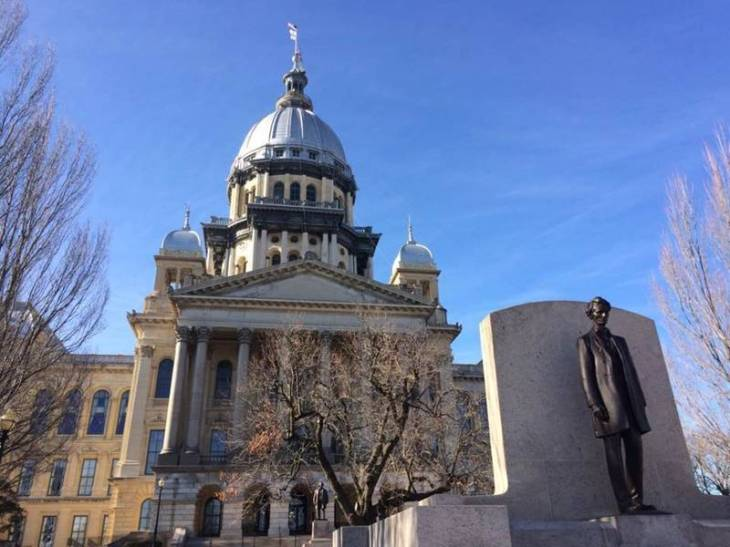Judge Rejects Group's Effort To Block Illinois Abortion Law