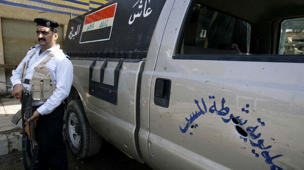 В Багдаде в результате взрывов пострадали 13 человек, сообщил источник