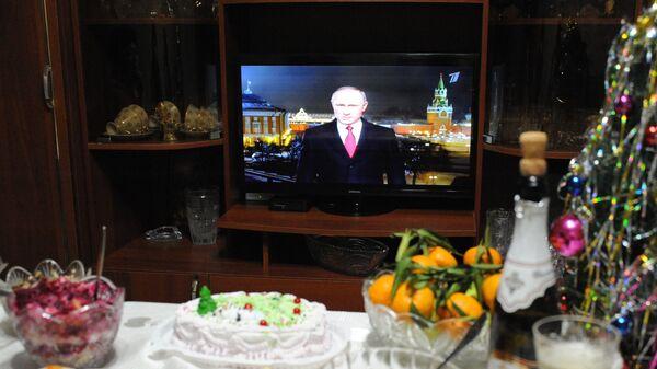 ВЦИОМ выяснил, где россияне планируют встретить Новый год