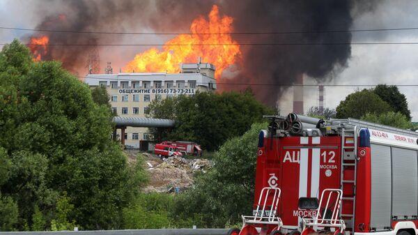 В МЧС рассказали о действиях погибшей при пожаре на ТЭЦ в Мытищах вахтерши