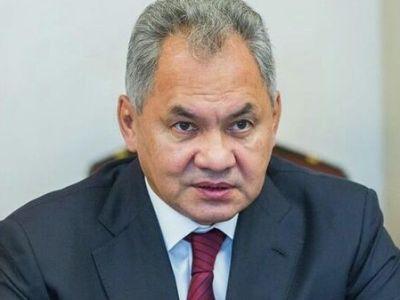 Шойгу анонсировал снижение места России по военным расходам в мире