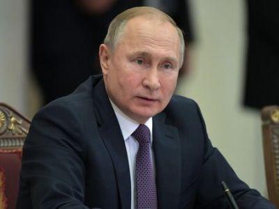 Путин проведет встречу с членами правительства 25 декабря