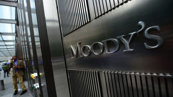 Rating agency Moody & # 39; s