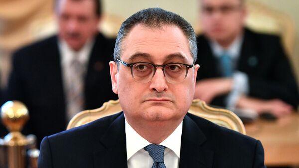 Посол Ирана в Москве вручил копии верительных грамот замглавы МИД