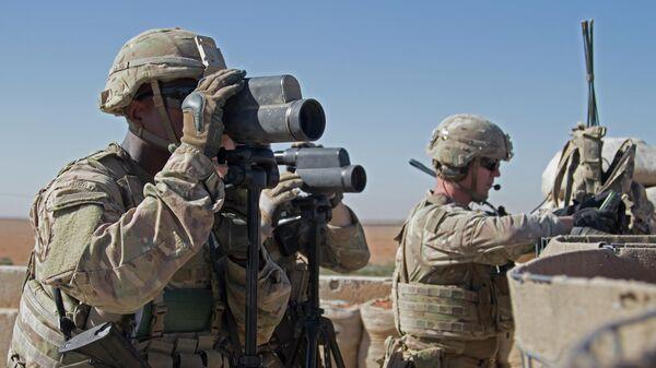 Иран готов помочь Сирии вывести американские войска из страны
