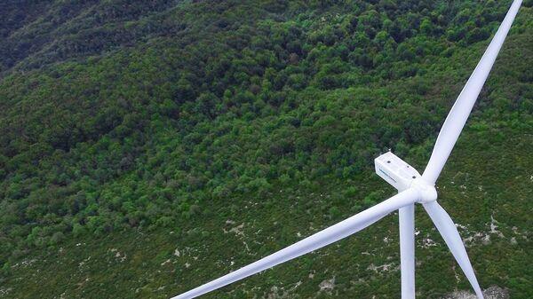 ФРП Дагестана поддержал проект производства ветроэнергоустановок