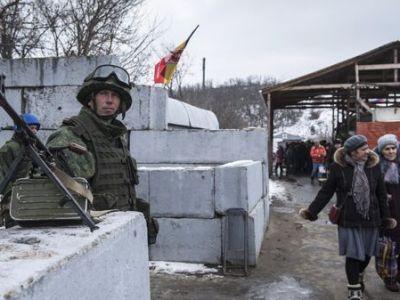 ЛНР заявила о двух обстрелах со стороны ВСУ за сутки