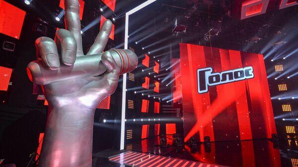 """Финал """"Голоса"""" пройдет в прямом эфире Первого канала 1 января"""
