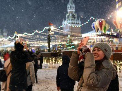 В Гидрометцентре рассказали о погоде в новогоднюю ночь