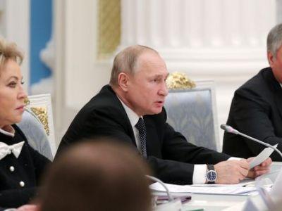Путин заявил о необходимости поддерживать успешные отрасли