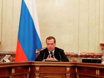 Медведев выразил соболезнования близким генерала Гареева